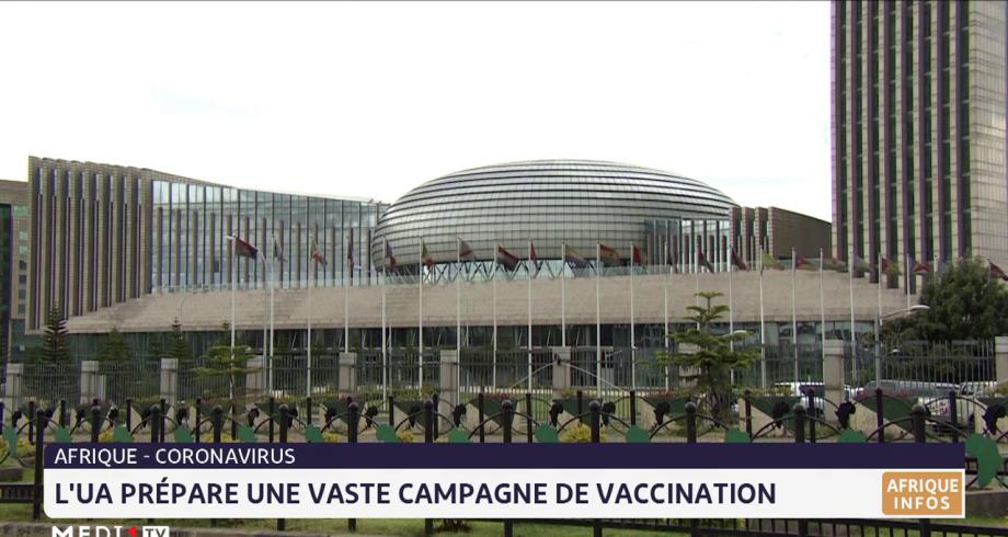 L'UA prépare une vaste campagne de vaccination