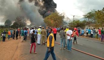 تنزانيا .. 60 قتيلا على الأقل في انفجار صهريج للوقود