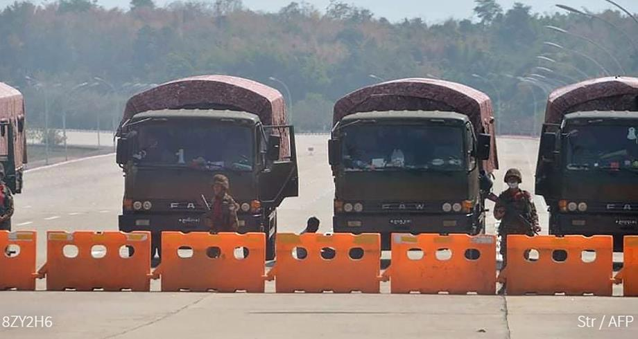 بورما.. الجيش يسيطر على مقاليد السلطة وسط تنديد دولي