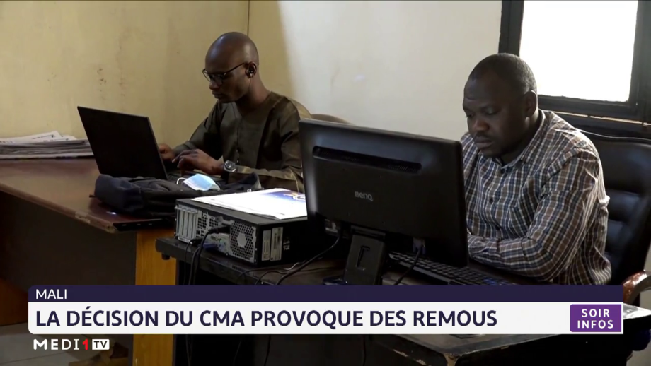 Mali: la décision du CMA provoque des remous