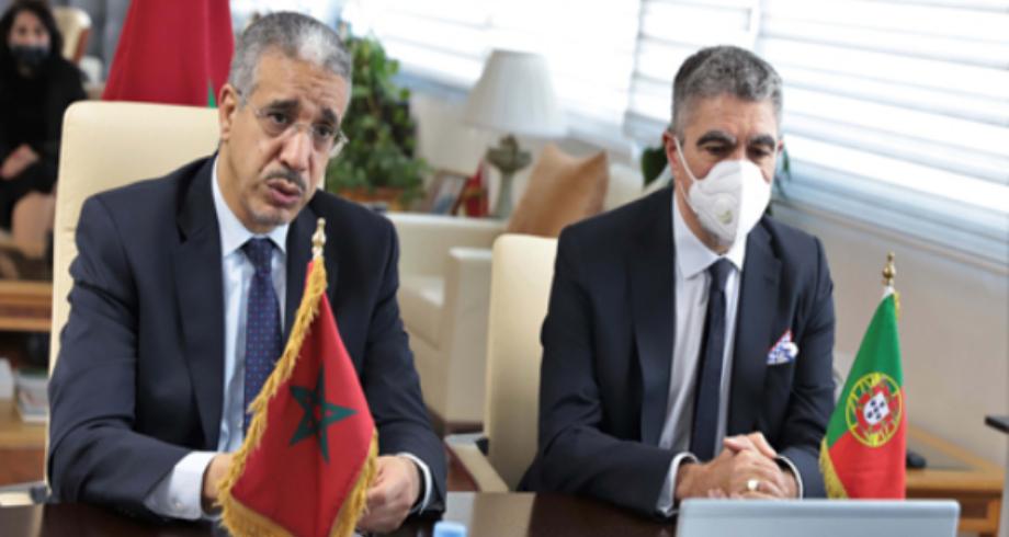 المغرب والبرتغال يعززان تعاونهما في مجال تطوير الهيدروجين الأخضر