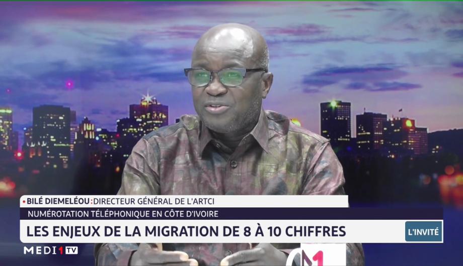 Numérotation téléphonique en Côte d'Ivoire: les enjeux de la migration de 8 à 10 chiffres
