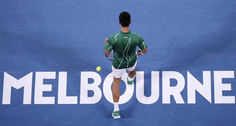 بطولة أستراليا المفتوحة: عزل المئات من اللاعبين والموظفين بعد حالة إيجابية بكوفيد-19