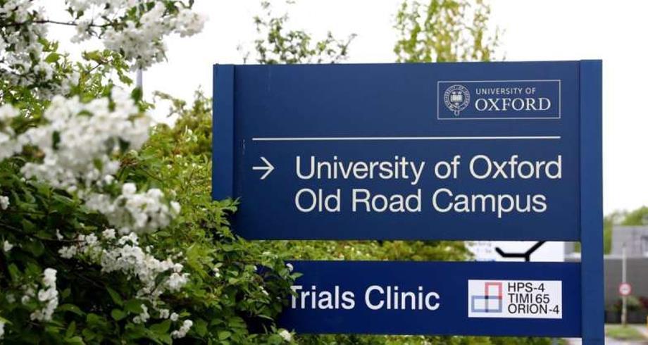جامعة أكسفورد تطلق دراسة حول فاعلية المزج بين جرعتي لقاح كورونا