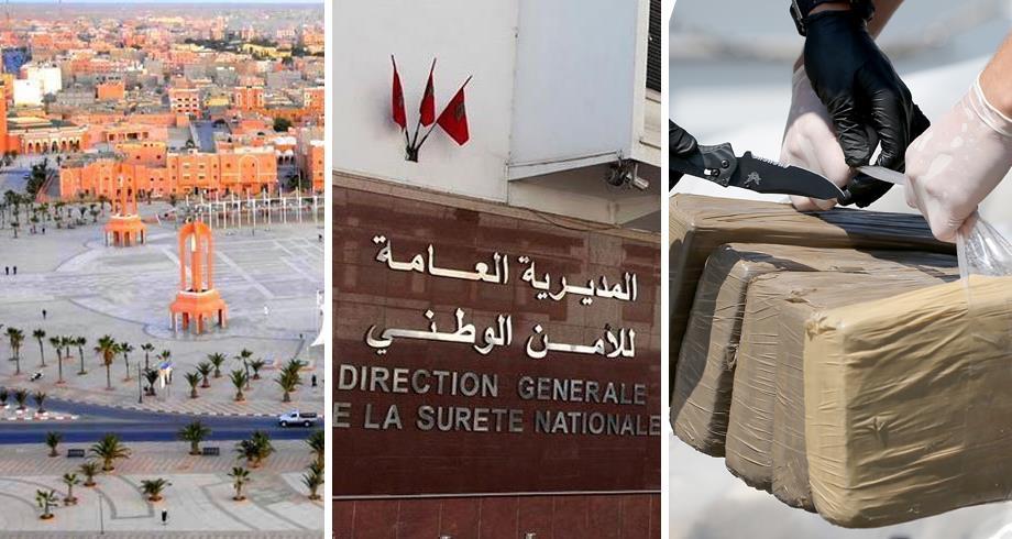 Tentative de trafic international de drogue: ouverture à Laâyoune d'une enquête à l'encontre de deux femmes