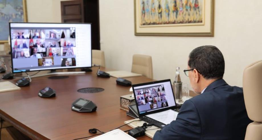 """مجلس الحكومة يصادق على مشروع مرسوم يتعلق بتطبيق أحكام القانون المحدث لـ """"صندوق محمد السادس للاستثمار"""""""