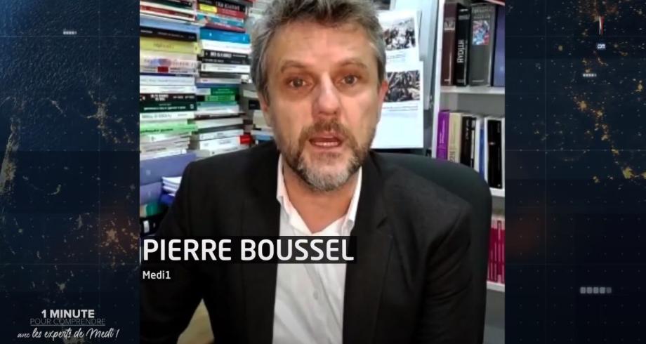 """""""Tensions sociales en Algérie"""": 1 minute pour comprendre avec Pierre Boussel"""