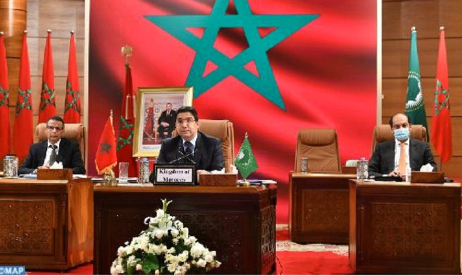 Bourita au Sommet de l'UA: le Roi Mohammed VI a placé la mobilisation et l'action solidaire comme prérequis pour surmonter les défis du continent