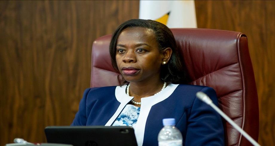 La Rwandaise Monique Nsanzabaganwa élue vice-présidente de la Commission de l'Union africaine