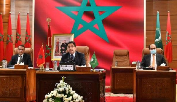 بوريطة: المغرب يدعم مسلسل الإصلاح المؤسساتي للاتحاد الإفريقي