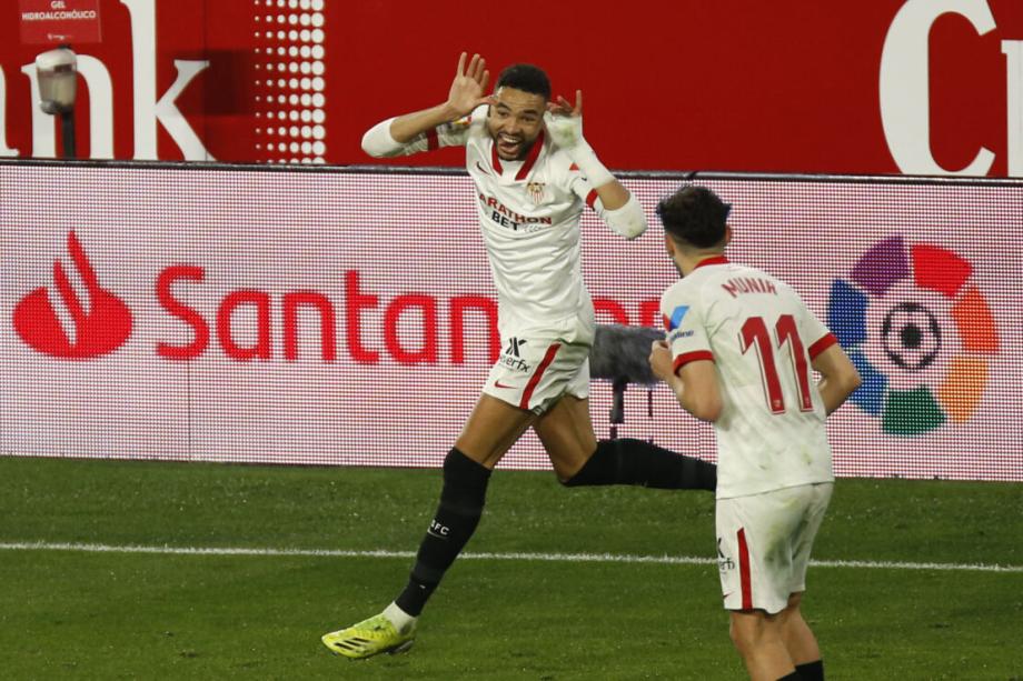 Liga: les Marocains El Haddadi et En-Nesyri offrent la victoire à Séville