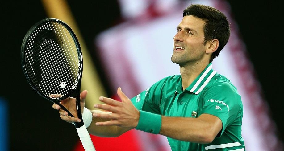 Open d'Australie: le Serbe Novak Djokovic qualifié au 2e tour