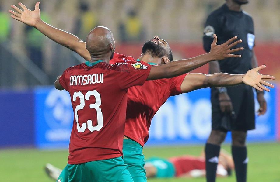 بعيون وسائل إعلام فرنسية : المغرب يدخل تاريخ كرة القدم الإفريقية