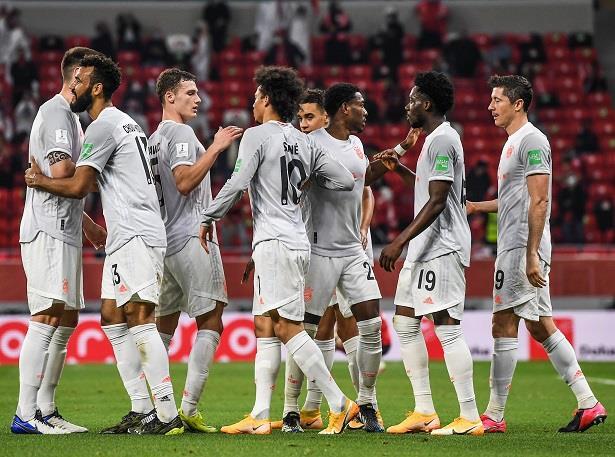 بايرن ميونخ يتخطى الأهلي ويحرز ورقة التأهل إلى نهائيكأس العالم للأندية