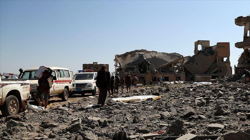 المتمردون اليمنيون يستأنفون هجومهم على مأرب