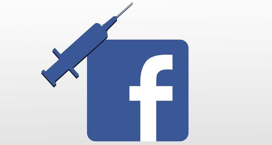 """""""فيسبوك"""" يكثف جهوده للحد من انتشار الأخبار المضللة حول لقاحات (كوفيد-19)"""