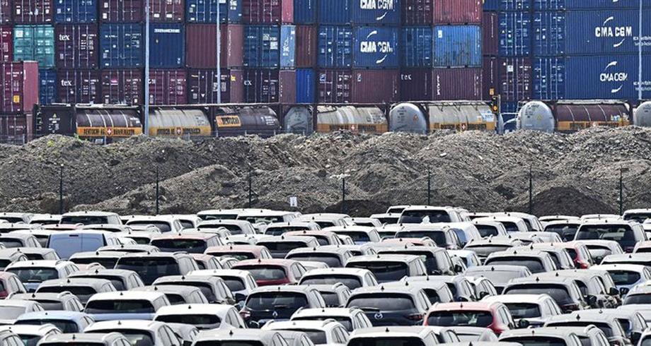 الجائحة تسدد أكبر ضربة للصادرات الألمانية منذ 2009