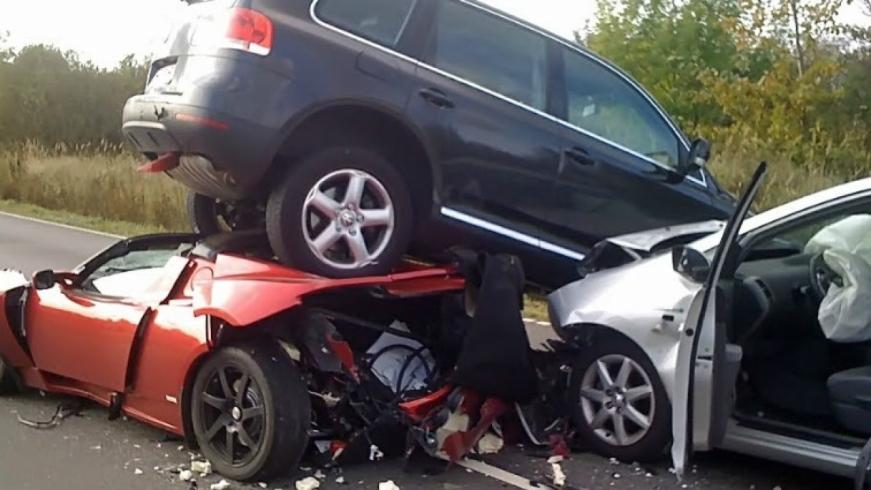 Accidents de la circulation: 18 morts et 2.334 blessés la semaine dernière