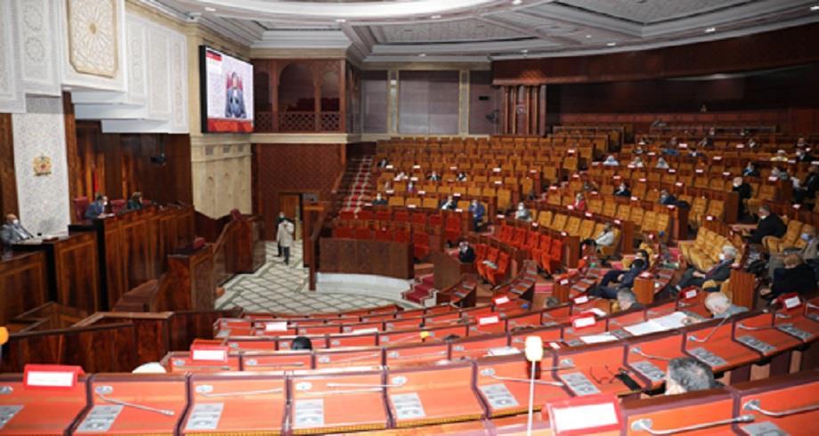 La décision royale de faciliter le retour des MRE au pays, un geste humanitaire profondément significatif (Chambre des représentants)