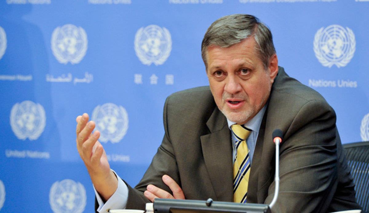 ليبيا.. المبعوث الأممي الجديد يبدأ مهامه