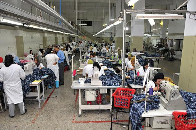 """Secteur du textile au Maroc: 54% de la production provient d'unités """"informelles"""""""