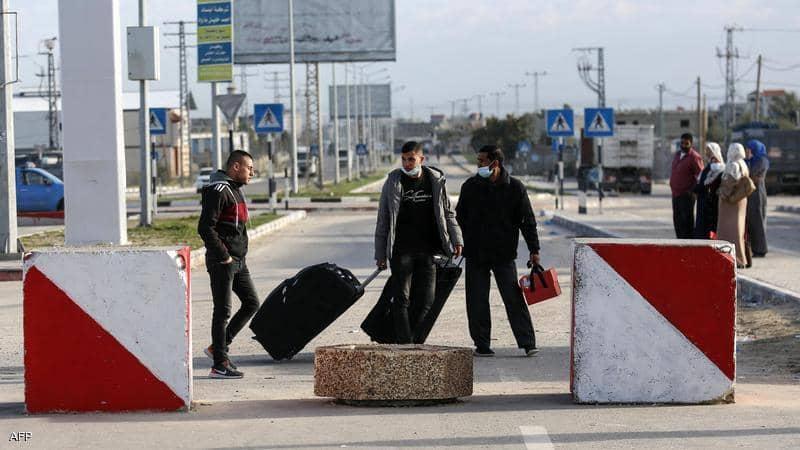 مصر تفتح معبر رفح لأجل غير مسمى