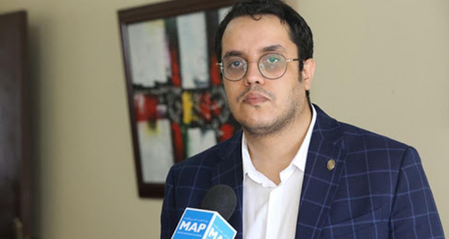 مراد العجوطي رئيسا جديدا لنادي المحامين بالمغرب