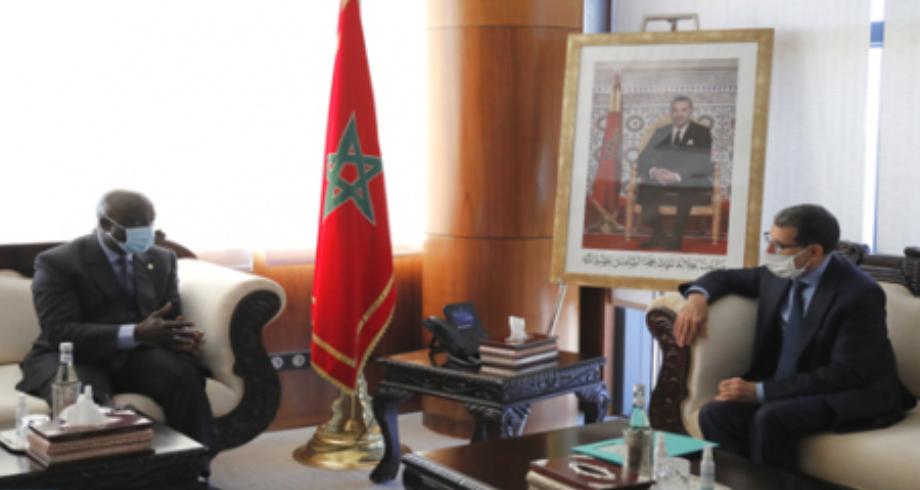 المغرب والسنغال يبحثان سبل تعزيز التعاون المشترك في عدة مجالات
