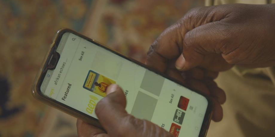 Chronique Afrique: Des livres audios pour raconter les histoires africaines