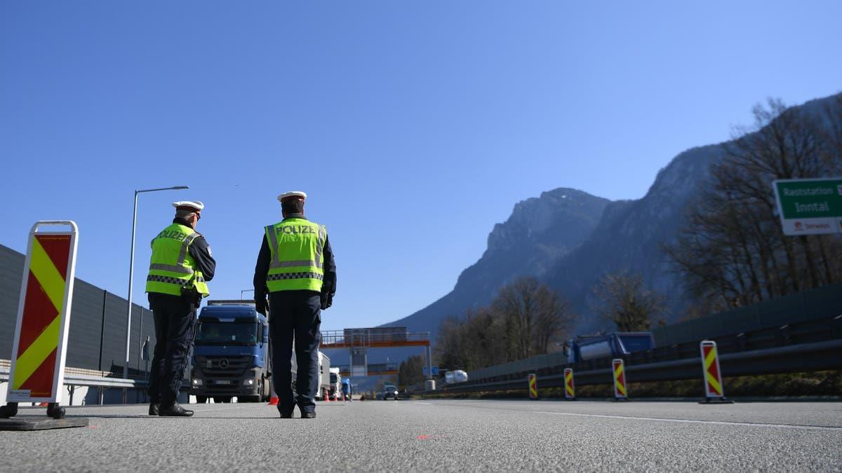 ألمانيا تحذّر جيرانها من إمكانية إغلاق الحدود جرّاء كورونا