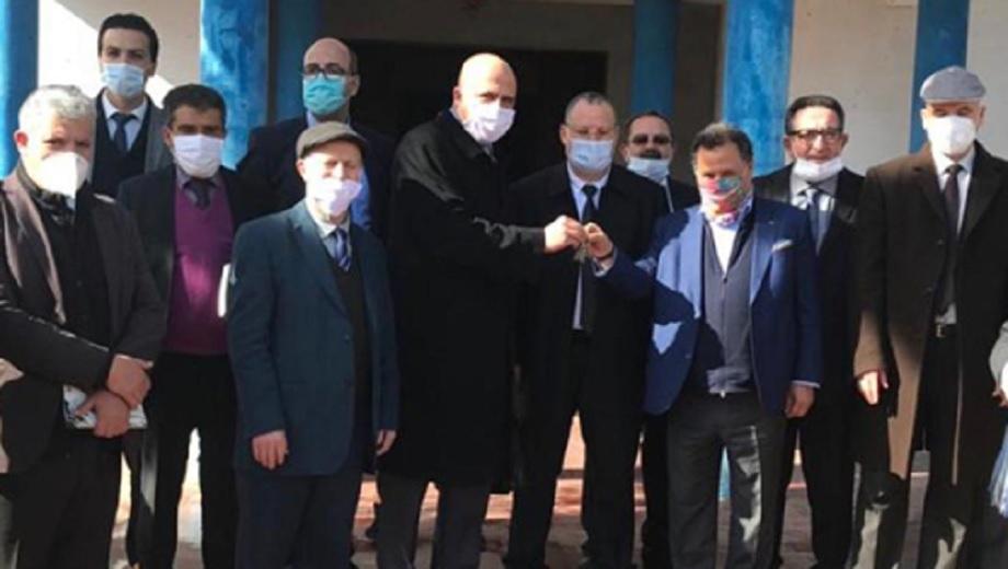Larache: remise des clés de l'ancien tribunal à la Fondation nationale des Musées