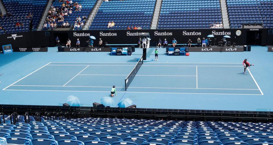 """بطولة أستراليا المفتوحة .. قرار مفاجئ بإغلاق ملبورن واللعب بنظام """"الفقاعة"""" وبدون جمهور"""