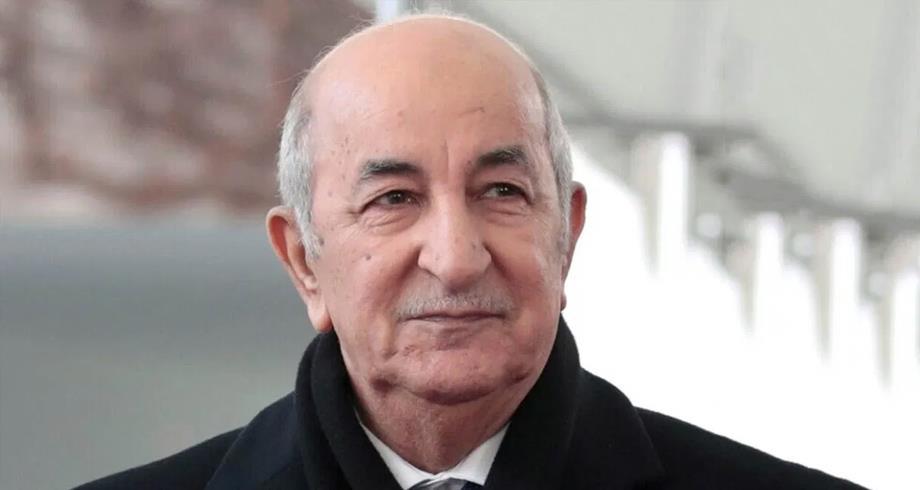 Le président algérien de retour au pays