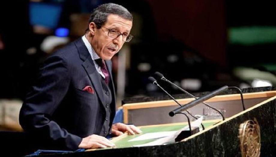 Hilale: les Etats soutenant les groupes armés enrôlant des enfants assument une responsabilité pénale internationale