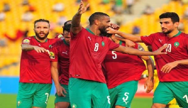 المنتخب المغربي ضمن عشر منتخبات عربية في نهائيات كأس العرب من دون تصفيات التي تحتضنها الدوحة