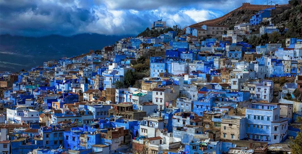 La ville de Chefchaouen à l'honneur à la biennale de la Photographie à Cordoue