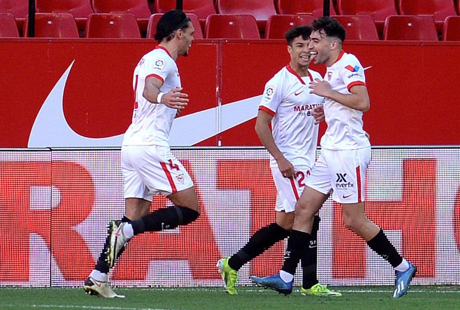Liga: El Haddadi offre la victoire à Séville face à Huesca