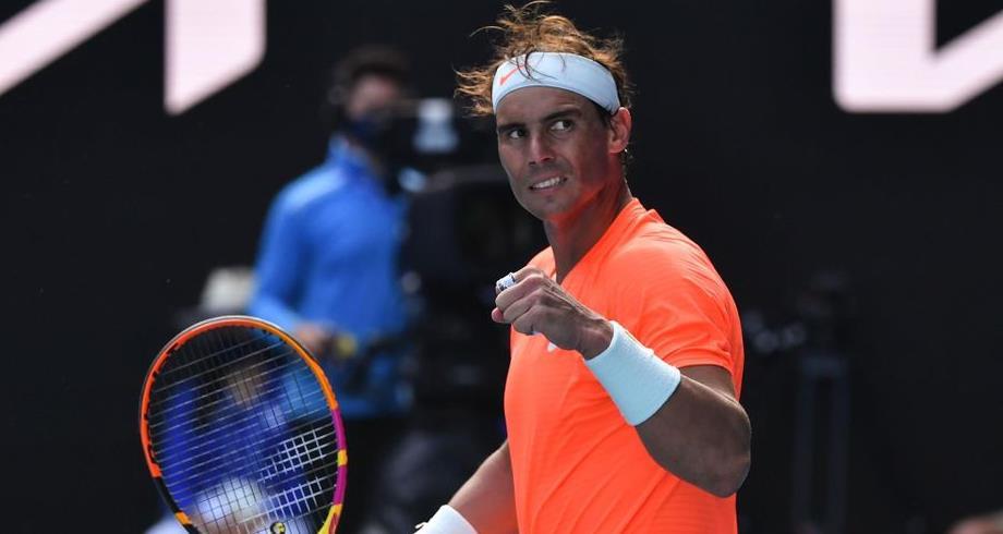 بطولة أستراليا المفتوحة...نادال يواصل زحفه نحو النهائي