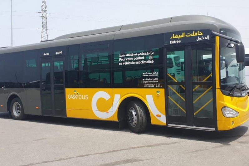 Les bus de Casablanca font peau neuve !