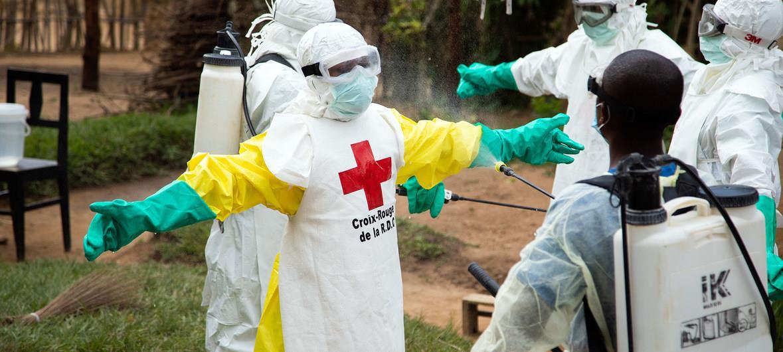"""""""إيبولا"""" يعود لغينيا كوناكري بعد 5 سنوات من انتهاء الوباء السابق"""