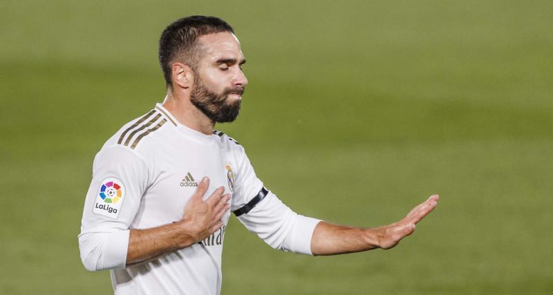 إصابة جديدة لمدافع ريال مدريد كارفاخال