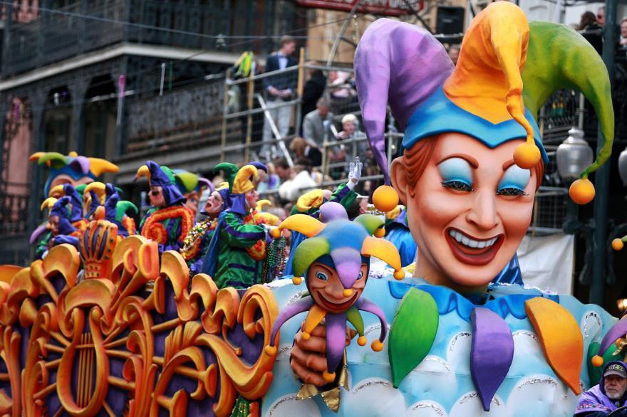 Tour d'horizon des carnavals du monde à l'occasion de Mardi Gras