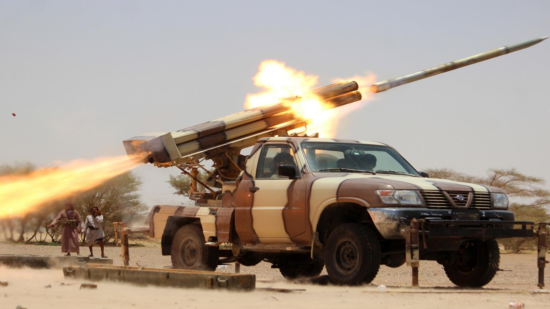 معارك مأرب تزيد في تأزيم الوضع الإنساني لمليوني يمني