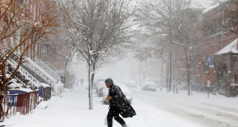 صقيع قطبي وعواصف ثلجية تجتاح الولايات المتحدة