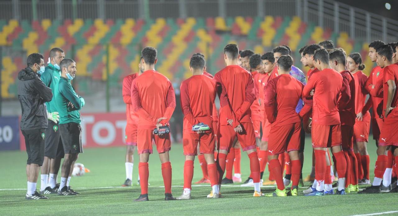 Foot - CAN Mauritanie U20: le Maroc s'impose face à la Gambie (1-0)