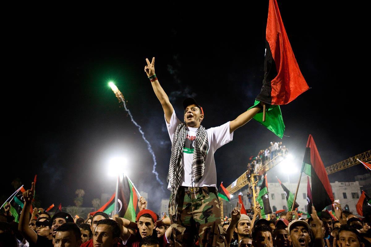 السابع عشر من فبراير ، يتذكر الليبيون ثورة كانت بآمال كبيرة تحطمت على واقع مرير