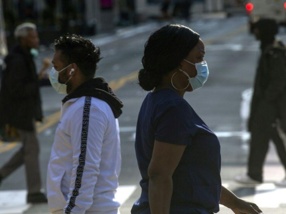 États-Unis: le coronavirus cible davantage les afro-américains