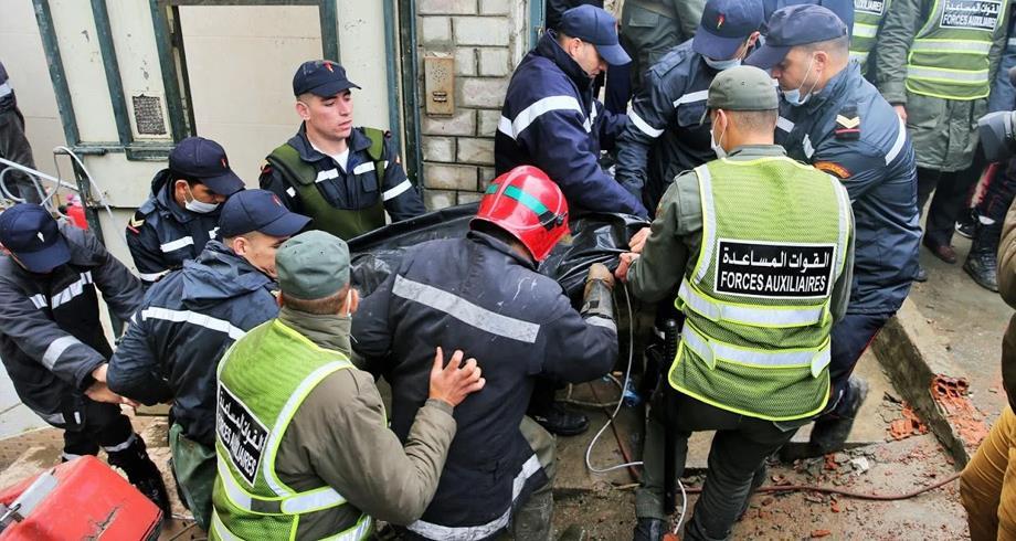 Unité de textile inondée à Tanger: le propriétaire placé en prison