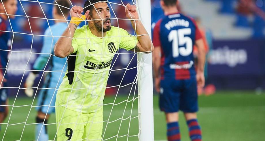بطولة إسبانيا .. ليفانتي يحرم أتلتيكو مدريد من الابتعاد 8 نقاط في الصدارة