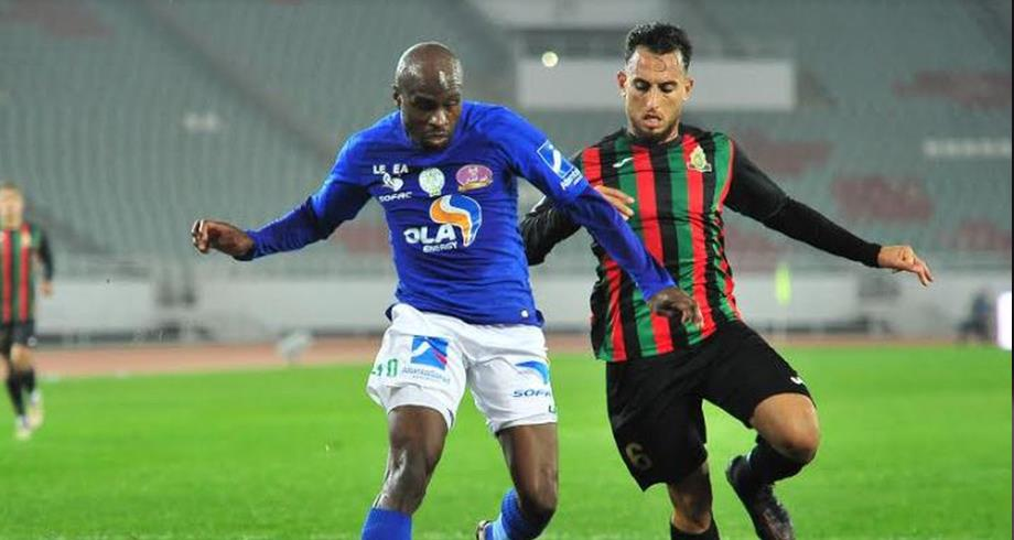 Botola : l'AS FAR et le Raja de Casablanca se quittent sur un nul (1-1)